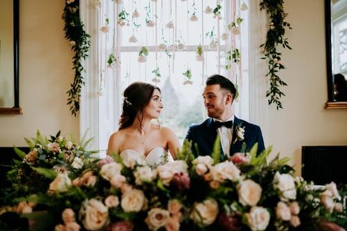 Shottle Hall Wedding